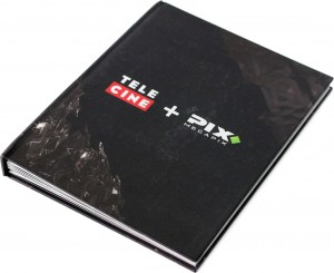 Caderno Promocional Telecine