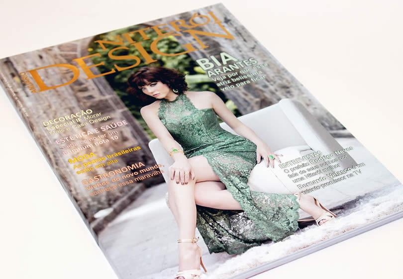 Revista Niterói Design