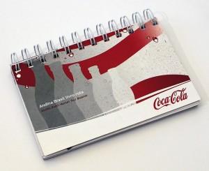 Produção de Manual Livro de Rota Coca-Cola