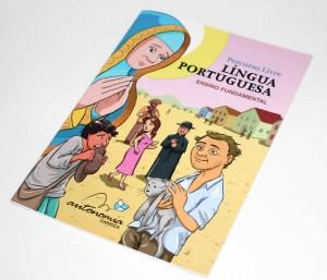 Livro Língua Portuguesa – Autonomia Carioca